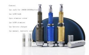 China Huge Vapor K100 Ecig K. Ecig K100 Mod Without Control Panel on sale