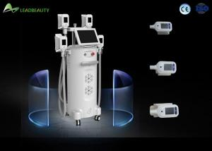 China Cryolipolysis Fat Freeze Slimming Machine For Fat Reducing With 1000W Output Power on sale