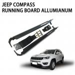 JEEP Compass Automatic Step Bars Professional Customized Textured