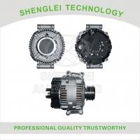 Assembly Type Audi Car Alternator OEM Specified with Clutch Pulley