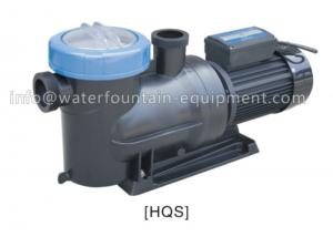 China Robust Design Swimming Pool Circulation Pump With Large Capacity Strainer Basket on sale