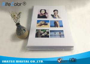 China A4 Double Sided RC Luster Photo Paper for Canon Epson Desktop Printers on sale