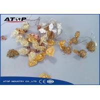 Wear Resistance Film Ion Plating Machine For Glass / Ceramic Ornamentation