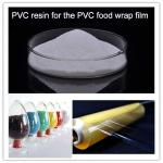 White Powder Suspension Grade PVC Resin SG3 SG5 K 65-67 for PVC Food Wrap Film With High Quality & Best Price