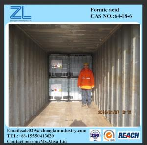 China 85%FormicAcid--tanning & dyestuff chemical on sale