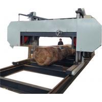 China Large Size Saw Mill, Wood Mill Heavy Duty Bandsaw, Log Sawing Horizontal Cutting Machine on sale