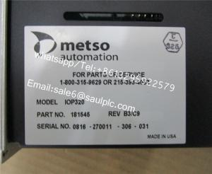 China METSO AUTOMATION-IOP320 on sale