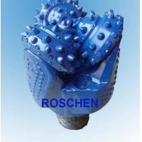 12 1/4 Inch TCI Tricone Drill Bit Water Well , Geothermal Hole Drilling