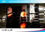 Cortina transparente interior a todo color de la pantalla del LED para los acontecimientos, IP65 impermeable