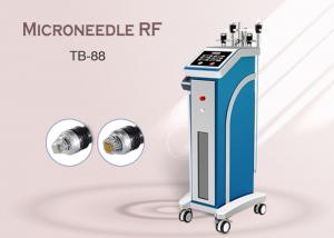 China 2MHZ Fractional Rf Microneedle Wrinkle Remover Skin Rejuvenation Machine on sale