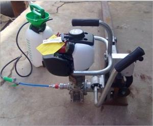 China ZDY-650 handheld steel rail drilling machine for sale on sale