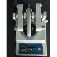China 1PH AC220V Leather Testing Machine Rotary Platform Abrader / Taber Abrasion Equipment on sale
