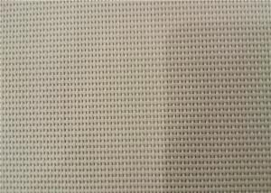 China CE 1.2-3M Width PVC Mesh Fabric For Barrier Fence / Room Devider on sale