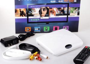 China Nand Flash 8GB Quad Core Android TV Box set top box Allwinner on sale
