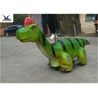 China Children Rides Mechanical Ride On AnimalsScooters For Dinosaur Park / Zoo on sale