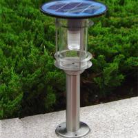 5w LED solar garden light IP65