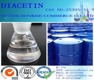 China Cement Additive Diacetin Foundry Chemicals CAS 25395-31-7 Non Olfactory C7H12O5 on sale