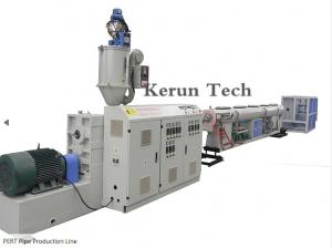 China Heat - Resistant Heating Pipe Production Line / PERT Tube Extrusion Line on sale