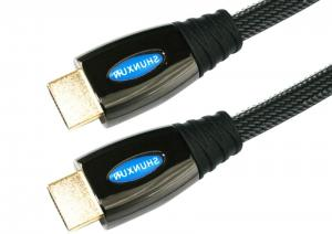 China Digital Dual DVI Cable 28 AWG 0.127mm Copper High Speed HDMI Cables With Tin-Plated on sale
