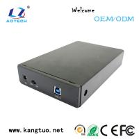 OEM 3.5 sata hdd hard drive external enclosure