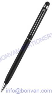 China iPad scroller metal pen,iphone touch stylus pen, touch stylus metal pen on sale