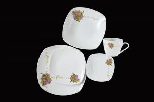 China 20/30 pcs ceramic dinner set on sale