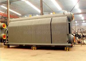 China 8 T/H Singl Drum Coal Fired Steam Boiler Safe Outdoor Coal Stoker Boiler on sale