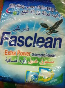 famous fast cleaning eco-friendly laundry washing powder/detergent