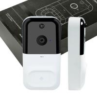 China Two Way Audio Waterproof IP66 T20Z Wireless Doorbell Camera on sale