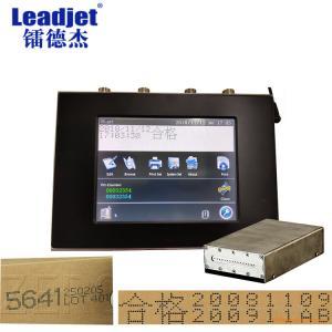 China Automatic Grade 5-60mm Inkjet Printing Machine For Carton Box / Nylon Bag on sale