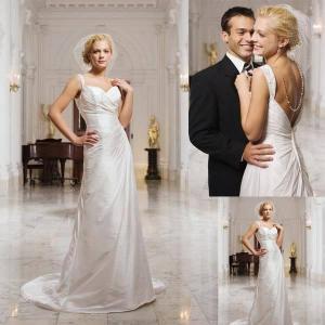 China sexy new design bridal wedding dress WD2757 on sale