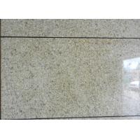 China Golden Rusty Pearl Granite Chinese Natural Yellow Granite Tile Rusty Stone G682 on sale