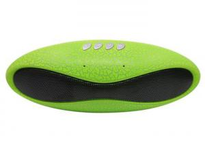 China Mult-function Mini Football Portable Speaker Wireless Bluetooth Speakers Waterproof Bass with Mic FM USB TF Card Support on sale