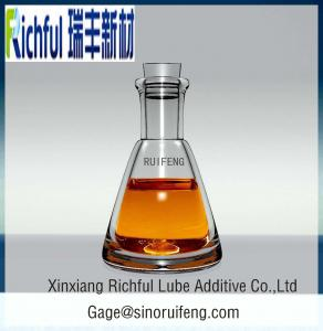 China High Temperature Antioxidant Butyl Octyl Diphenylamine Richful Lubricant Additives/Motor Oil Additives on sale