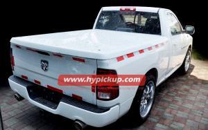Quality Tampa do tonneau do forro de cama do Ram 2009+pickup for sale