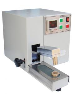 China Preset Type Dry Wet Rubbing Color Fastness Testing Machine Y571M for Printing Dyeing Yarn Spin Clothing Textiles supplier