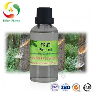 China 8002-09-3 Natural alpha terpineol pine oil 85% terpineol on sale