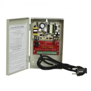 China 12vdc 4amp 8 Channel CCTV Camera Power Supply Distribution Box on sale