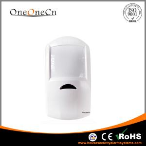 China Wireless Anti-pets PIR Motion Detector For GSM Security Alarm System on sale