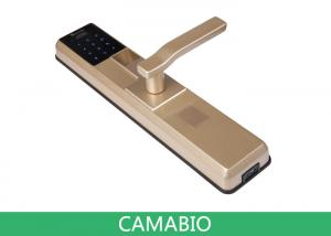 China Smart Biometric Door Lock 360 Degree Identification 6068 Mortise Lock on sale