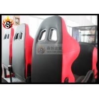 China 5.1 Channel Audio 7D Digital Cinema System , Hydraulic Cinema Seat for 9 People on sale