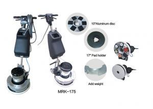 Quality Maquinaria de lustro 240V do assoalho concreto à mão, máquina do amortecedor do assoalho for sale