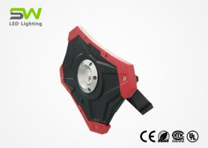 China 2000 Lumen Rechargeable LED Work Light , 15W LED Flexible Site Work Light on sale