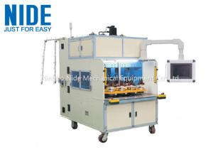 China Eight working station coil winding machine for small and middle size stator on sale