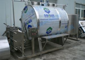 China Carbonated beverage CIP cleaning Systems equipment on sale