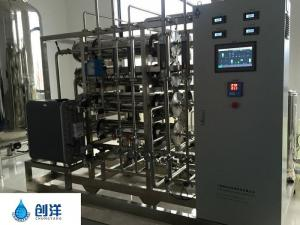 China Uv Sterilizer Pharmaceutical Water Treatment Plant With Reverse Osmosis System on sale