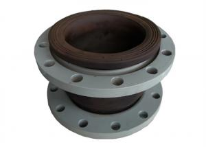 China Flexible Rubber Expansion Joint / Rubber Bridge Expansion Joint Customized Size on sale