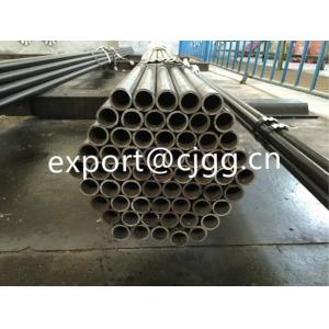 China Round Steel Tubing ASTM A519 Grade 4130 Cold Drawn Pipe Plain Ends on sale