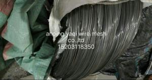 China High Carbon Spring Steel Wire Black Steel wire 2.5mm For Supporting Mosquito Net Tent on sale