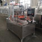 Stainless Steel Candy Depositor Machine For Hard Candies , Jelly Candies